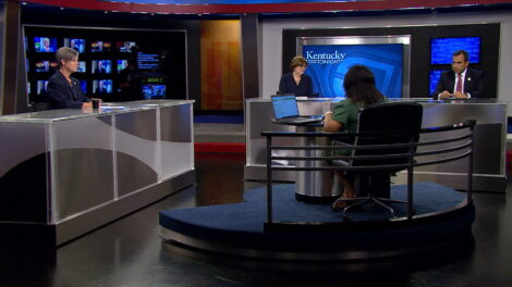 Renee Shaw and guests discuss the COVID-19 pandemic on Kentucky Tonight.